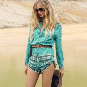 Spell and the Gypsy Western Gypsiana Romper
